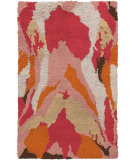 RugStudio presents Surya Liona LIO-9001 Neutral / Pink Area Rug