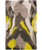 RugStudio presents Surya Liona LIO-9003 Gold / gray Area Rug