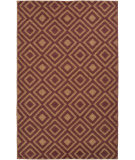 RugStudio presents Surya Lake Shore Lks-7001 Burgundy Woven Area Rug