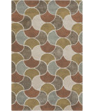 RugStudio presents Surya Lighthouse LTH-7002 Parchment Hand-Tufted, Good Quality Area Rug
