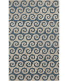 RugStudio presents Surya Lighthouse LTH-7007 Pacific Blue Hand-Tufted, Good Quality Area Rug