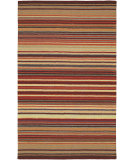 RugStudio presents Rugstudio Sample Sale 20053R Burgundy Gold Woven Area Rug