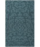 RugStudio presents Surya Mystique M-499 Teal Blue Woven Area Rug