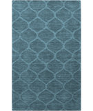 RugStudio presents Surya Mystique M-5109 Peacock Green Woven Area Rug