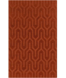 RugStudio presents Rugstudio Sample Sale 74219R Red Clay Woven Area Rug