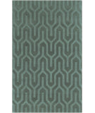 RugStudio presents Rugstudio Sample Sale 74220R Malachite Green Woven Area Rug