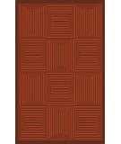 RugStudio presents Surya Mystique M-5354 Rust Woven Area Rug