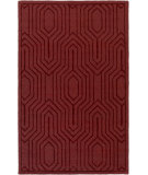 RugStudio presents Surya Mystique M-5369 Burgundy Woven Area Rug