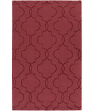 RugStudio presents Surya Mystique M-5380 Burgundy Woven Area Rug