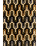 RugStudio presents Surya Majestic MAJ-1023 Dark Olive Green Machine Woven, Good Quality Area Rug