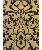 RugStudio presents Surya Majestic MAJ-1028 Neutral / Green Machine Woven, Good Quality Area Rug