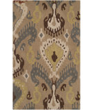 RugStudio presents Surya Matmi Mat-5435 Fatigue Green Hand-Tufted, Good Quality Area Rug