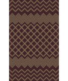 RugStudio presents Surya Matmi MAT-5461 Green / Violet (purple) Hand-Tufted, Good Quality Area Rug