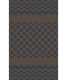 RugStudio presents Surya Matmi MAT-5462 Neutral / Blue Hand-Tufted, Good Quality Area Rug