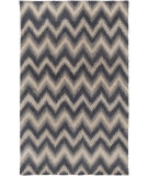 RugStudio presents Surya Matmi Mat-5465 Gray/Navy Hand-Tufted, Good Quality Area Rug