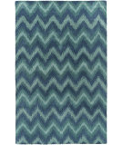 RugStudio presents Surya Matmi Mat-5466 Teal Hand-Tufted, Good Quality Area Rug