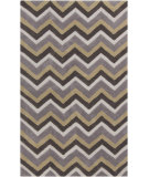 RugStudio presents Surya Mamba MBA-9032 Neutral / Green Hand-Tufted, Best Quality Area Rug