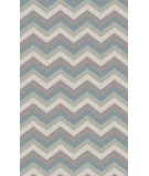 RugStudio presents Surya Mamba MBA-9033 Neutral / Blue / Green Hand-Tufted, Best Quality Area Rug