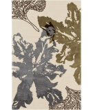 RugStudio presents Surya Mamba MBA-9039 Neutral / Green Area Rug