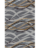 RugStudio presents Surya Mamba MBA-9041 Neutral / Violet (purple) / Blue Area Rug