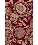 RugStudio presents Surya Mamba MBA-9048 Cherry Area Rug