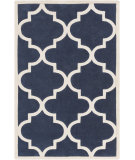 RugStudio presents Surya Mamba Mba-9060 Navy Hand-Tufted, Good Quality Area Rug