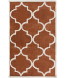 RugStudio presents Surya Mamba Mba-9066 Rust Hand-Tufted, Good Quality Area Rug