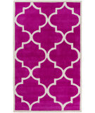 RugStudio presents Surya Mamba Mba-9069 Hot Pink Hand-Tufted, Good Quality Area Rug
