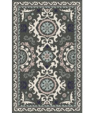 RugStudio presents Surya Mamba Mba-9070 Charcoal Hand-Tufted, Good Quality Area Rug