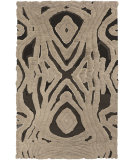 RugStudio presents Surya Midelt MDT-1005 Charcoal Woven Area Rug