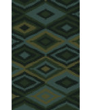 RugStudio presents Surya Mesa MES-9001 Green Hand-Knotted, Good Quality Area Rug