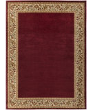 RugStudio presents Surya Midtown MID-4740 Carmine Machine Woven, Good Quality Area Rug