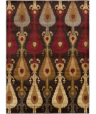 RugStudio presents Surya Midtown MID-7756 Espresso Machine Woven, Good Quality Area Rug