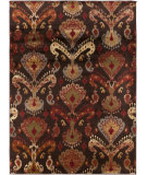 RugStudio presents Surya Midtown MID-7758 Espresso Machine Woven, Good Quality Area Rug
