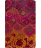 RugStudio presents Surya Mirage MIR-7001 Neutral / Orange / Red / Violet (purple) Machine Woven, Good Quality Area Rug