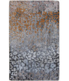 RugStudio presents Surya Mirage MIR-7003 Neutral / Violet (purple) / Green / Blue Area Rug