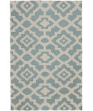 RugStudio presents Rugstudio Sample Sale 88601R Sea Blue Woven Area Rug