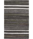 RugStudio presents Surya Manor Mnr-1005 Charcoal Hand-Tufted, Good Quality Area Rug