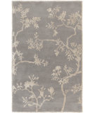RugStudio presents Surya Manor Mnr-1008 Gray Hand-Tufted, Good Quality Area Rug