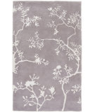 RugStudio presents Surya Manor Mnr-1009 Gray Hand-Tufted, Good Quality Area Rug