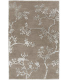 RugStudio presents Surya Manor Mnr-1011 Gray Hand-Tufted, Good Quality Area Rug