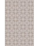 RugStudio presents Surya Manor Mnr-1014 Gray Hand-Tufted, Good Quality Area Rug