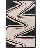 RugStudio presents Surya Mosaic MOS-1002 Black Hand-Tufted, Good Quality Area Rug