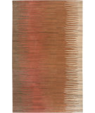 RugStudio presents Rugstudio Sample Sale 28004R Rust Hand-Tufted, Good Quality Area Rug