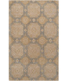 RugStudio presents Surya Mentone MTO-7004 Silver Cloud ( Hand-Tufted, Best Quality Area Rug