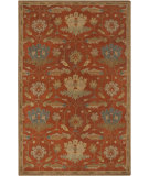 RugStudio presents Surya Mentone Mto-7008 Rust Hand-Tufted, Good Quality Area Rug