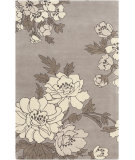 RugStudio presents Surya Mount Perry Mtp-1000 Gray Hand-Tufted, Good Quality Area Rug