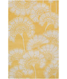 RugStudio presents Surya Mount Perry Mtp-1013 Gold Hand-Tufted, Good Quality Area Rug
