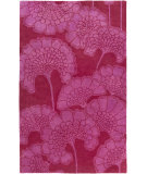 RugStudio presents Surya Mount Perry Mtp-1017 Magenta Hand-Tufted, Good Quality Area Rug