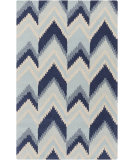 RugStudio presents Surya Mount Perry Mtp-1019 Navy Hand-Tufted, Good Quality Area Rug